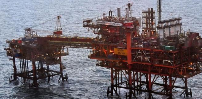 Obiekt w Rough na Morzu Północnym, Wielka Brytania. Źródło: Materiały prasowe Centrica