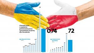 Raport ONZ - praca Ukraińców