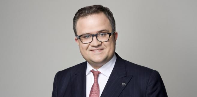 Michał Krupiński, prezes Pekao