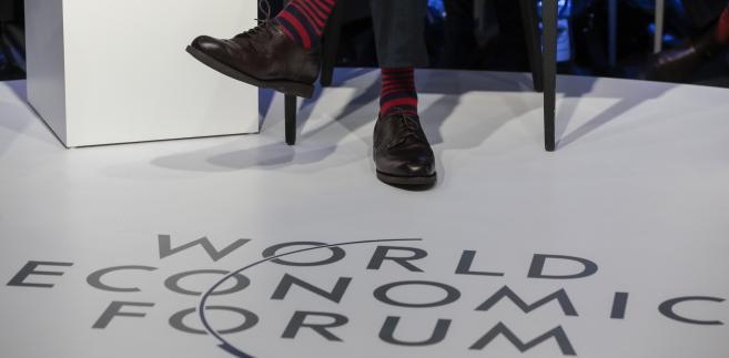 Światowe Forum Ekonomiczne w Davos, Szwajcaria, 23.01.2018
