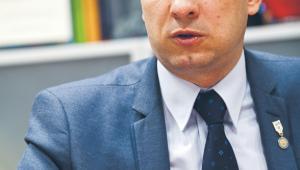Marek Michalak, rzecznik praw dziecka fot. Wojtek Górski
