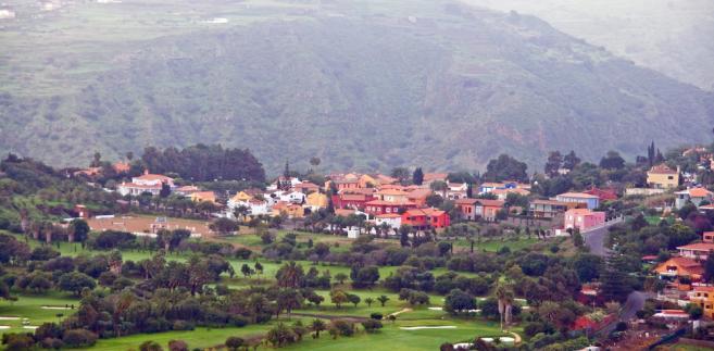 Wioska Pico de Bandama. Gran Canaria