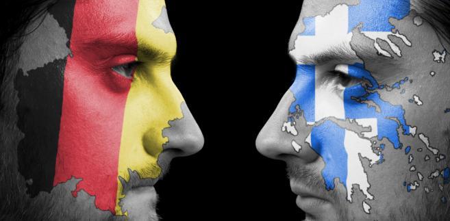 Niemcy i Grecja