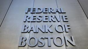 Bank Rezerwy Federalnej w Bostonie, USA.