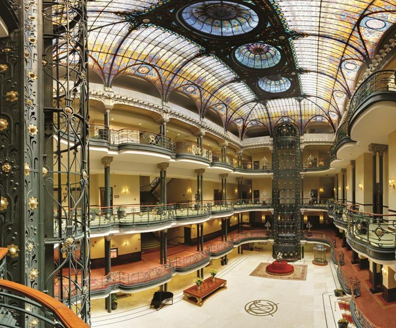Grand Hotel Ciudad de Mexico