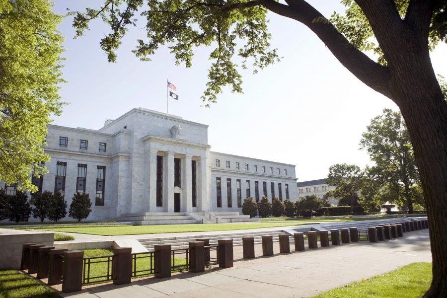 Siedziba Rezerwy Federalnej FED w Waszyngtonie
