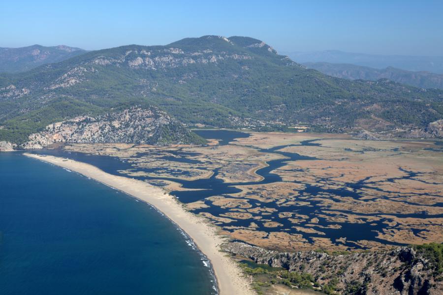 Plaża Iztuzu