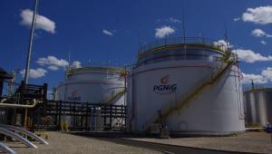 Należąca do PGNiG kopalnia ropy i gazu Lubiatów-Miedzychód-Grotów (LMG). Fot. Materiały prasowe PGNiG (2)