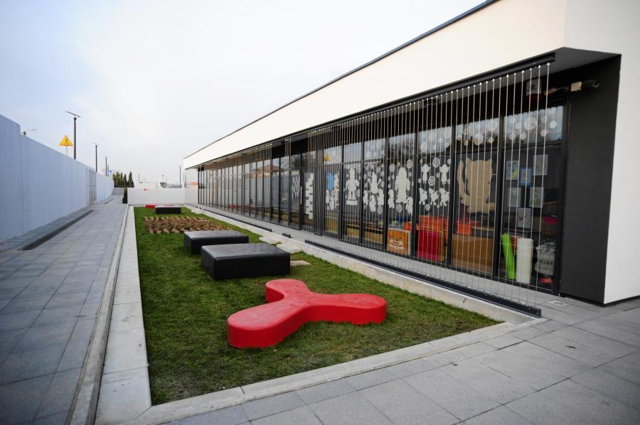 Centrum Edukacji i Sportu w Mysiadle - zdjęcie 17