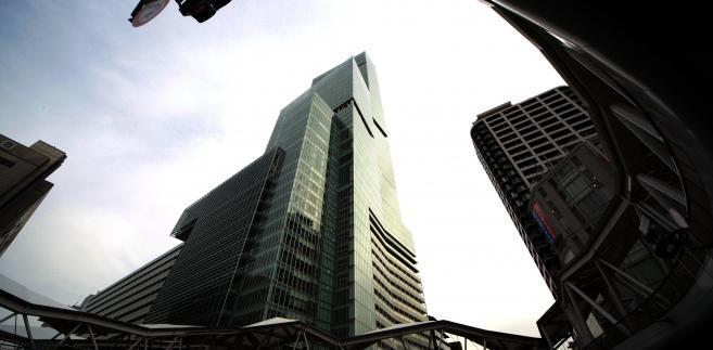 Najwyższy wieżowiec w Japonii