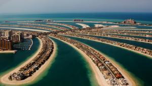 Palm Island w Dubaju
