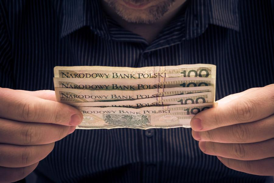 pieniądze, finanse, złoty