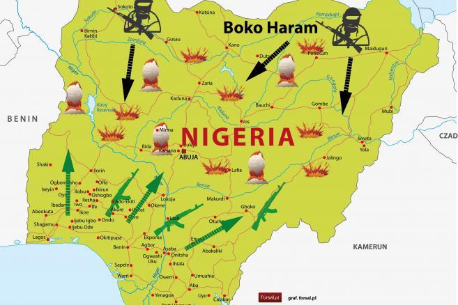 Punkt zapalny: Nigeria