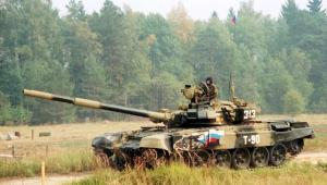 T-90, czołg, Rosja, fot. Autor: User:Jno [CC BY-SA 1.0, Wikimedia Commons