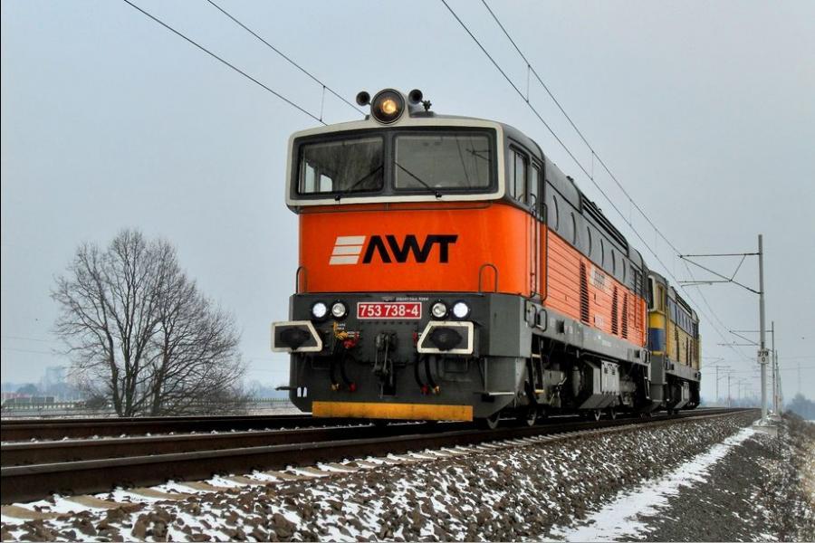 Lokomotywa Diesel - fot. PKP Cargo