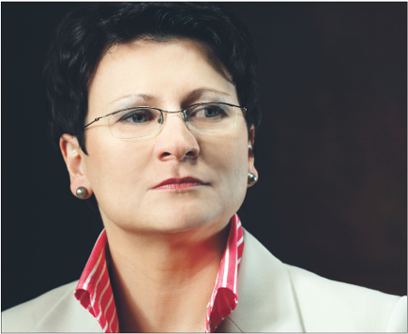 Agnieszka Szpara, prezes Medicover
