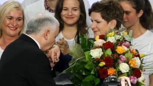 Szydło, Kaczyński
