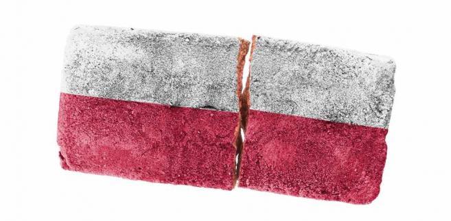 Podzielona Polska