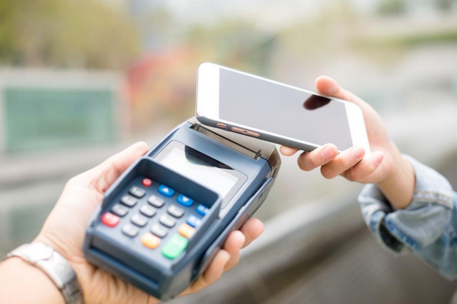 Karty płatnicze, terminal
