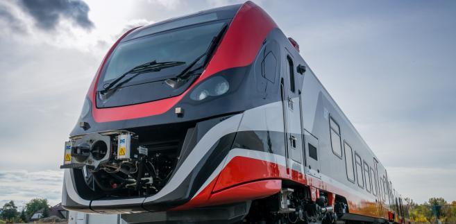 Pociąg Impuls II dla Bari