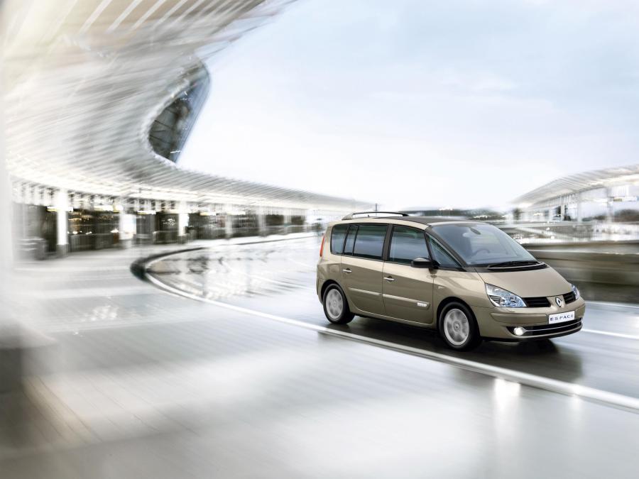 Nowe Renault Espace - (3) For. Materiały prasowe producenta