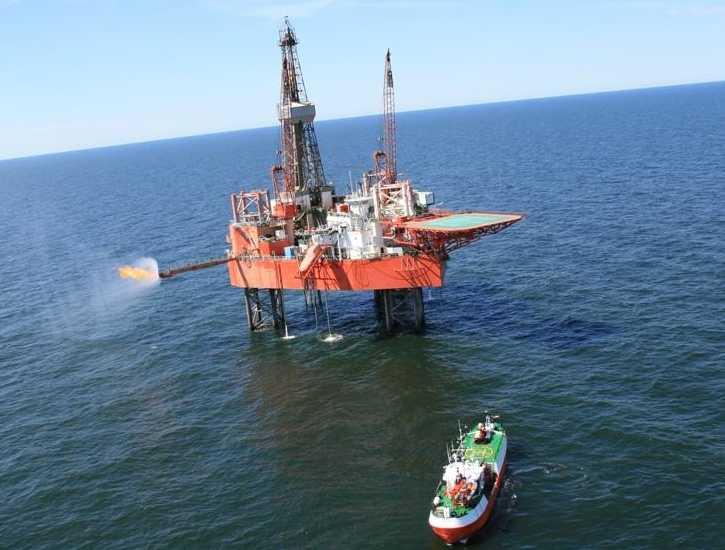 Platforma Petrobaltic Lotosu Fot. Materiały prasowe