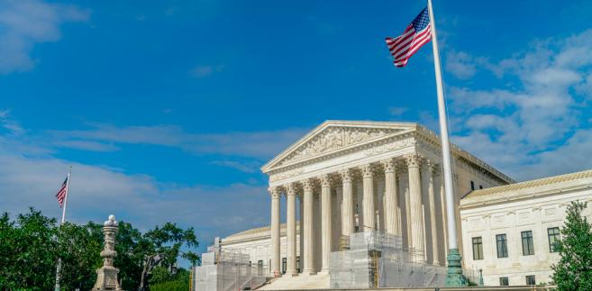 sąd najwyższy USA