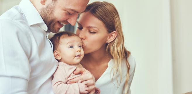 rodzice, dziecko, rodzina