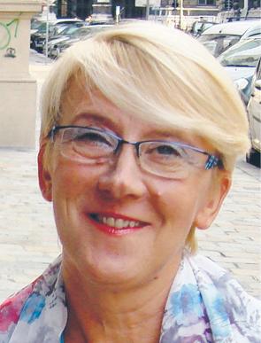 Dr Dorota Richard, ekspert Sciences Po Aix i paryskiego Instytutu Relacji Strategicznych i Międzynarodowych fot. materiały prasowe