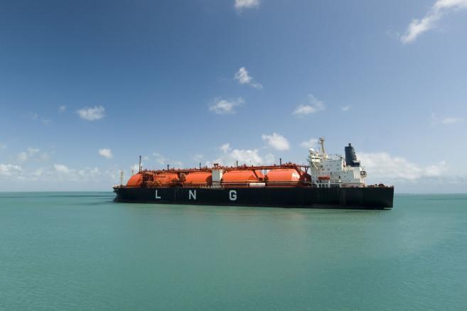 Tankowiec LNG