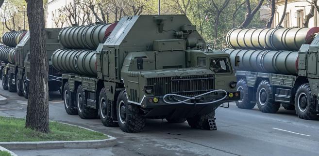 System antyrakietowy S-400 Triumf