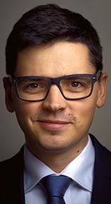 Bartosz Pilitowski prezes Fundacji Court Watch Polska, która prowadzi program Obywatelskiego Monitoringu Sądów. Socjolog, doktorant w Zakładzie Interesów Grupowych Instytutu Socjologii UMK fot. Łukasz Krzywda/Materiały prasowe