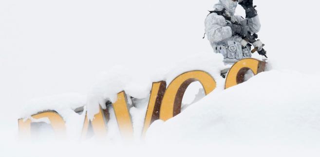 Szczyt ekonomiczny w Davos
