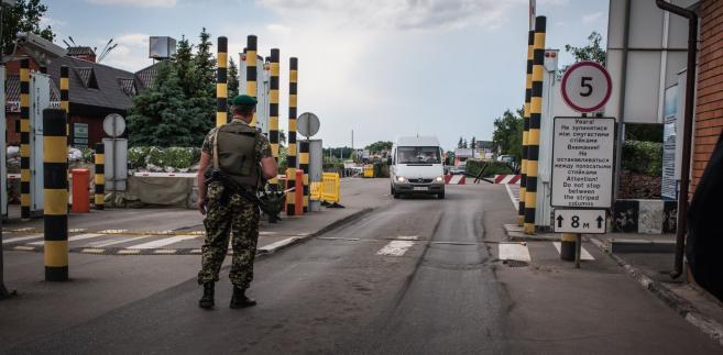 Granica Ukraina-Rosja