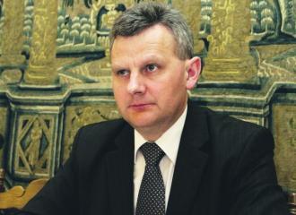 Aleksander Grad, minister skarbu państwa