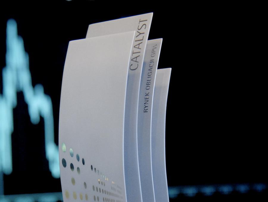 Catalyst - Rynek Obligacji GPW. Fot. materiały GPW