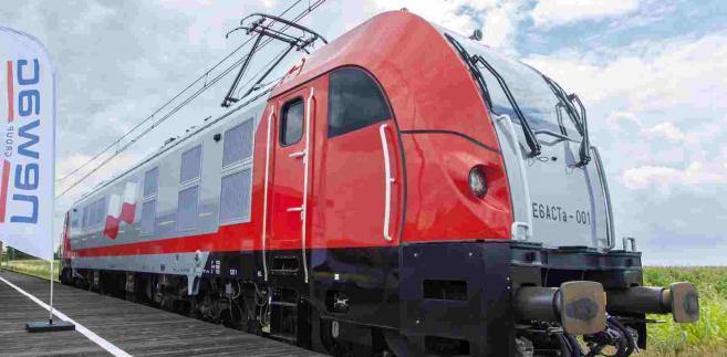 Nowy typ lokomotywy elektrycznej Newag Dragon 2