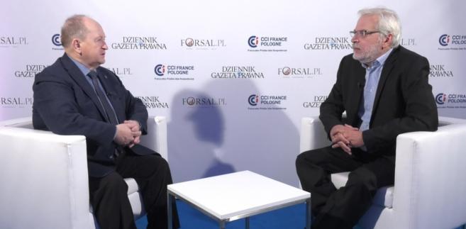 Krynica 2018: Krzysztof Pietraszkiewicz, prezes ZBP