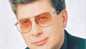 """Piotr Masiukiewicz profesor Szkoły Głównej Handlowej, autor książki """"Piramidy finansowe"""" fot. materiały prasowe"""