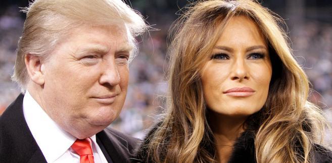 Donald i Melania Trump