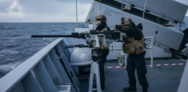 Ćwiczenia NATO w Norwegii