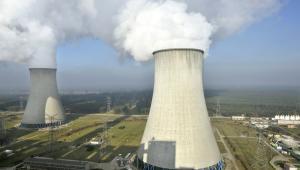 Odkrywkowa kopalnia węgla brunatnego i elektrownia w Bełchatowie, należące do grupy PGE (13). Fot. Bloomberg.