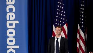 Mark Zuckerberg, założyciel Facebooka