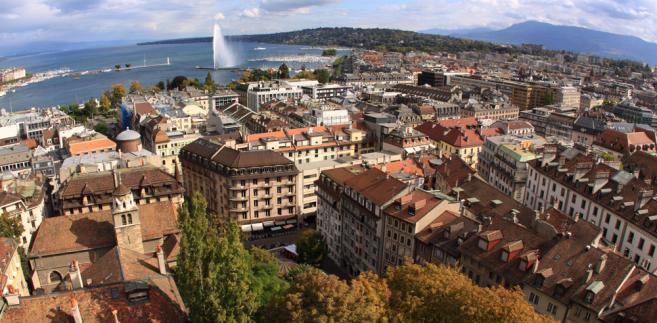 Genewa, Szwajcaria, fot. Image Focus