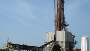 Odwiert Łebień LE-2H firmy 3Legs Resources - pierwsze miejsce w Polsce, gdzie odkryto złoża gazu łupkowego (6). Fot. materiały 3Legs Resources