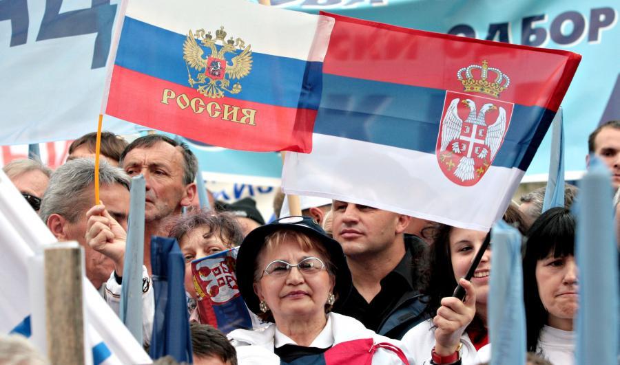 Serbia, Belgrad. Fot. Bloomberg