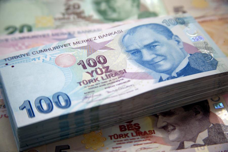 Turecka lira