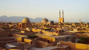 Yazd, miasto starożytne w Iranie