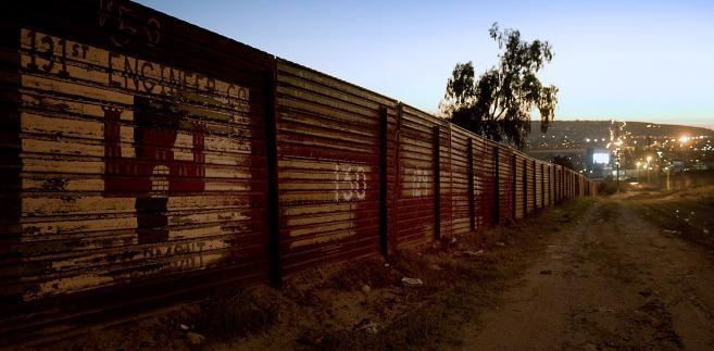 Mur na maksykańsko-amerykańskiej granicy