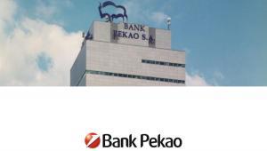 Stare i nowe logo Banku Pekao